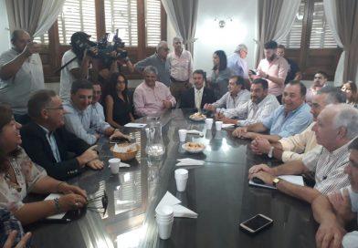 Paritaria Municipal : Arduas negociaciones