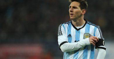 Messi se sumó a la Selección en Manchester