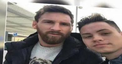 Ahora tener una selfie con Lio Messi es más fácil de lo que pensabas