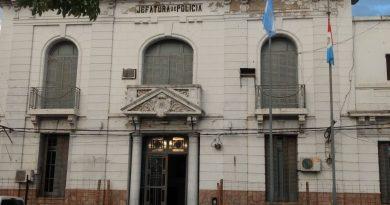 Se entregó uno de los autores del asalto a la Mutual Judicial de Tostado