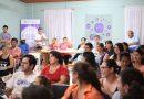 Más de 70 tostadenses en el taller de Huerta Orgánica de Inta