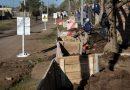 Obras de gas natural para cuatro barrios de la ciudad de Santa Fe