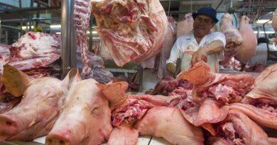 El consumo de carne cayó un 1,3% en el primer cuatrimestre