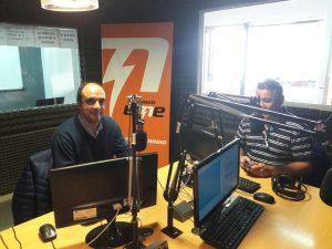 José Corral respondió las preguntas de los vecinos en Radio EME