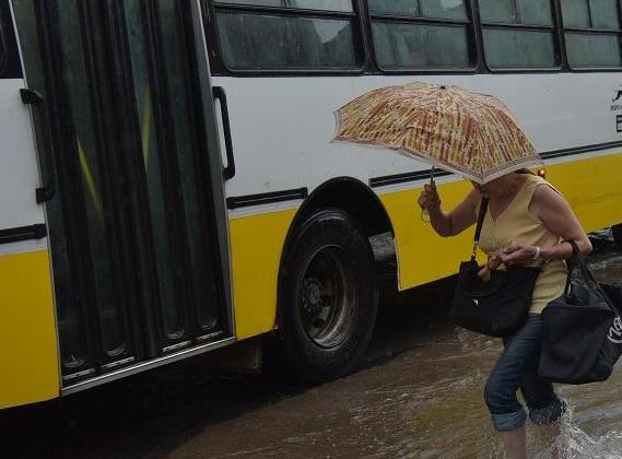 santa fe lluvia