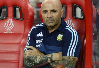 "Jorge Sampaoli: ""Messi se vio perjudicado porque no encontré el equipo para él"""