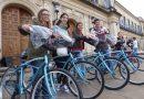 Entregaron bicicletas a 40 alumnos de la UNL