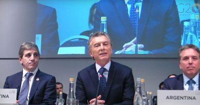 Mauricio Macri ratificó el rumbo del Gobierno