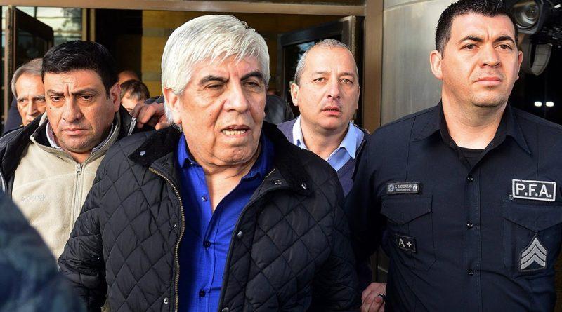El Gobierno aplicó una sanción récord a Moyano por violar una conciliación obligatoria