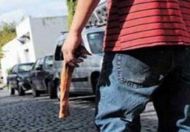 'Cuidacoche' detenido por intento de robo