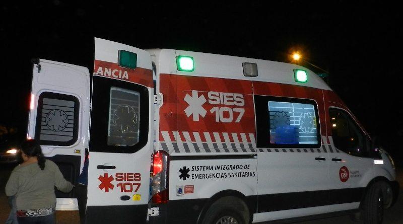 Joven asesinado a puñaladas en Santo Tomé