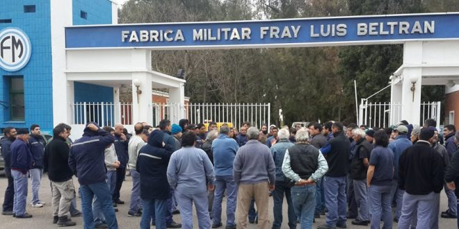 Despidieron a 49 trabajadores en Fray Luis Beltrán