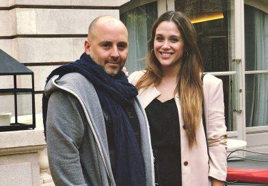 Después de la pelea que los distanció, Barbie Vélez y José María Muscari vuelven a trabajar juntos