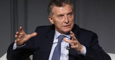 """Macri sobre la disparada del dólar: """"Tranquilos, no pasa nada"""""""