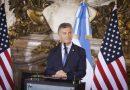 Macri viaja a Estados Unidos donde se reunirá con Trump e inversores