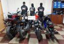 San Javier: PDI recuperó ocho motos robadas