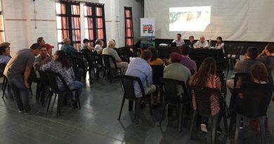 La Provincia presentó en Villa Minetti el programa Más Terneros