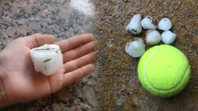 Feroz pedrada en Río Cuarto – Radio EME