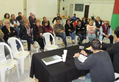 Las instituciones de Vera se reúnen para hablar de salud
