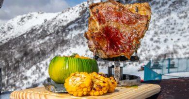 Mucho más que cordero, chocolate y cerveza: la apuesta gastronómica de Bariloche