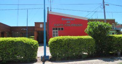 La palabra de Fabián Acosta, presidente comunal de Gato Colorado