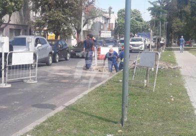Finalizaron los trabajos de ASSA en Bulevar y Urquiza