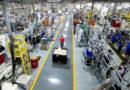 Cae 6,7% la actividad industrial