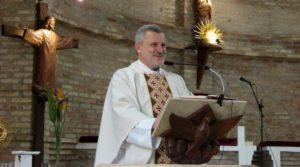 """Padre Axel: """"Los sacerdotes vamos a donde Dios nos llama"""""""