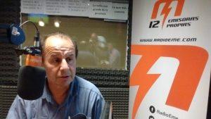 Exclusivo Radio EME – Domingo Garcia compañero del teniente primero Rubén Eduardo Márquez
