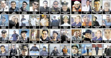 El mensaje de los familiares tras el hallazgo del submarino ARA San Juan