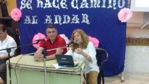 """Radio EME presente en el """"Encuentro de educadores de adultos"""""""