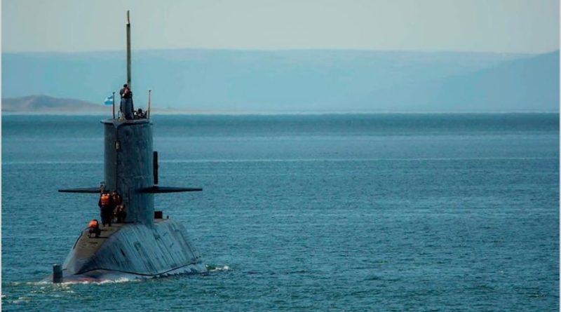 Hallaron al submarino ARA San Juan