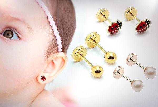bonita y colorida zapatillas profesional Por qué no deberías perforar las orejas de tu bebé?   Radio EME