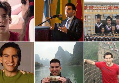 """La historia del ex """"Chiquititas"""" que vivió ocho años en China, se recibió de economista y no quiere volver a actuar"""