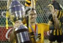 Maxi Rodríguez se consagró campeón en Uruguay