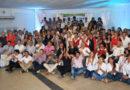 """Más de 120 instituciones compartieron el """"Brindis Institucional Anual"""" en Tostado"""