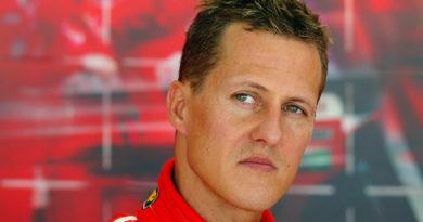 Michael Schumacher SALUD