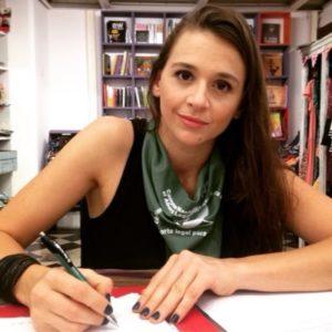 """Laura Azcurra: """"Esto recién empieza y es maravilloso"""""""