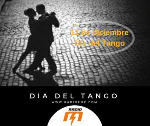 11 de diciembre Día Nacional del Tango