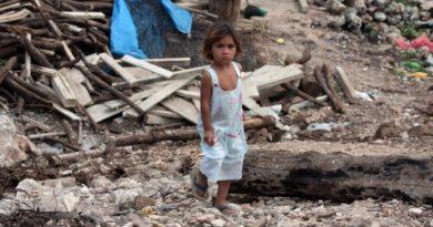 En el país más de 1,5 millones de chicos padezcan hambre, lo que representó un aumento de más de 456 mil niños en el último año
