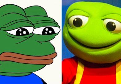 """""""El Sapo Pepe"""", objeto de una disputa legal de la ultraderecha en Estados Unidos"""
