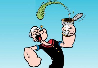 El poder de la espinaca: Popeye cumple 90 años