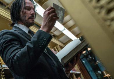 Keanu Reeves en el primer trailer de John Wick: Chapter 3 – Parabellum
