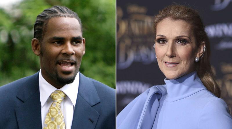 Celine Dion y R. Kelly