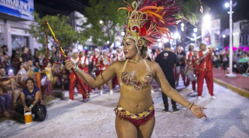 carnaval reconquista