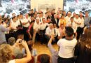 Instituciones de Tostado y Villa Minetti reconocidas por el gobernador por su labor en la emergencia hídrica