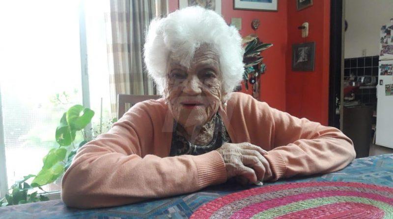La historia de la mujer de 105 años que fue convocada como autoridad de mesa en Santa Fe