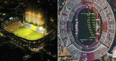 ¿Estadio Único para River y Boca en Núñez?