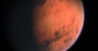 La NASA registró por primera vez un terremoto en Marte