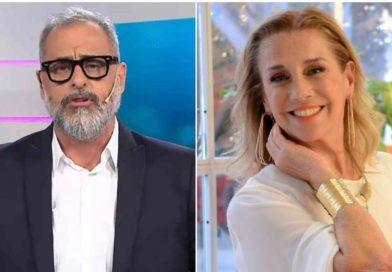 Jorge Rial se la devolvió a Marcela Tinayre